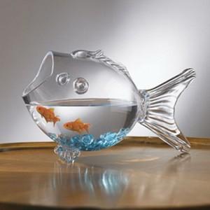Ornate goldfish soap dispenser