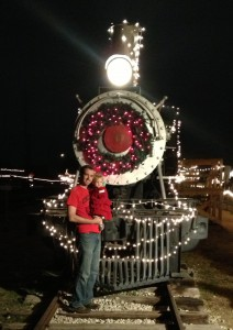 Santa's Railroad Wonderland