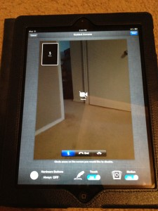 iPad Guided Access Startup